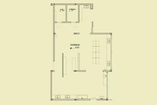 Pavimento 1 - Cozinha